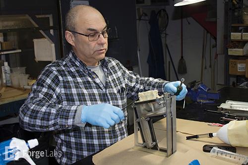 Mold Tool 3D Print